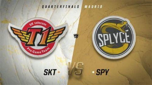 S9四强赛:SKT对战SPY DWG对战G2,SKT和DWG能否会师半决赛?