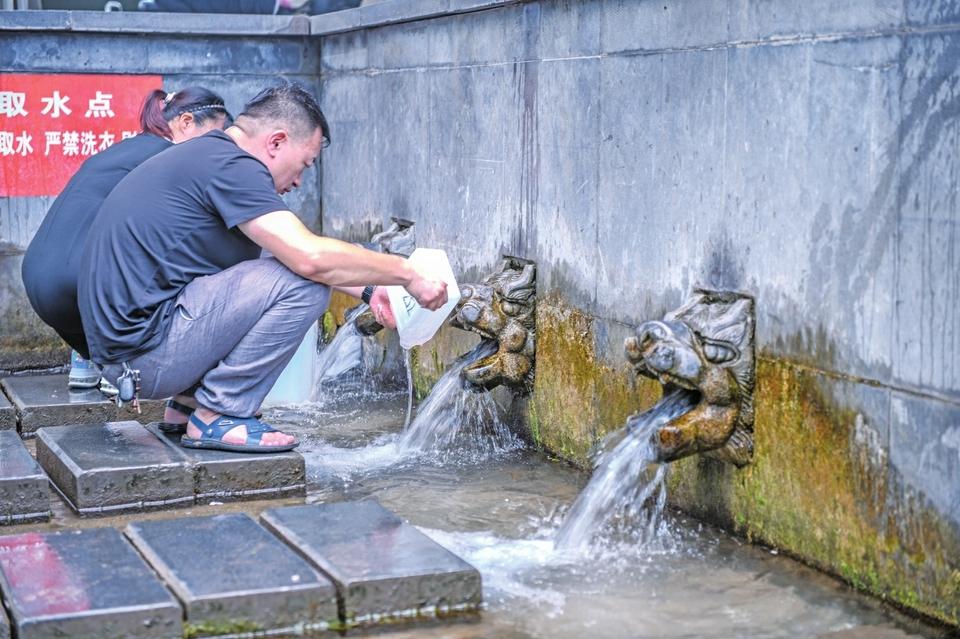 美高梅集团|济南泉水入户直饮方案公布 实施范围涉及7个区 既有小区配建直饮设施由供水企业与业主协商确定