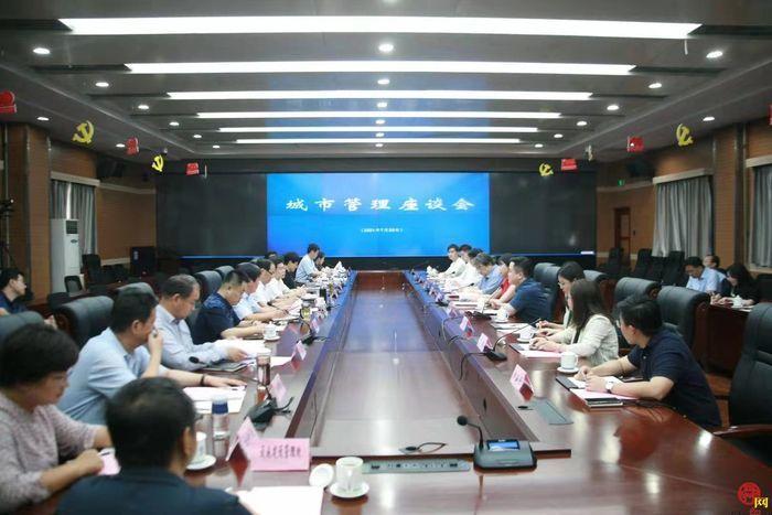 共推城市品质大提升!中规院(北京)规划设计有限公司一行到济南