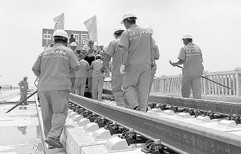 鲁南高铁菏曲段工期提至2021年,...