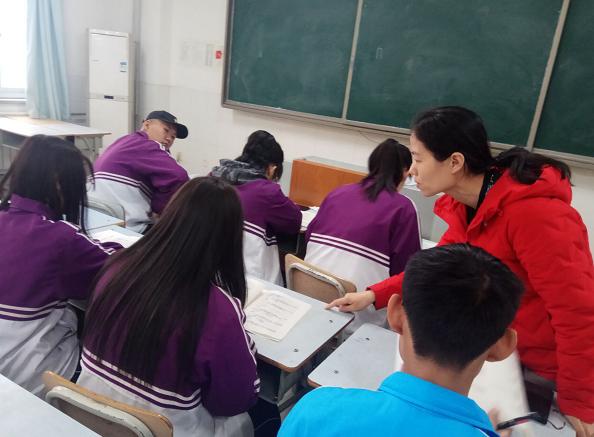济南信息工程学校创意课堂进校园