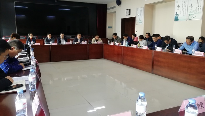 济南市安责险工作座谈会召开
