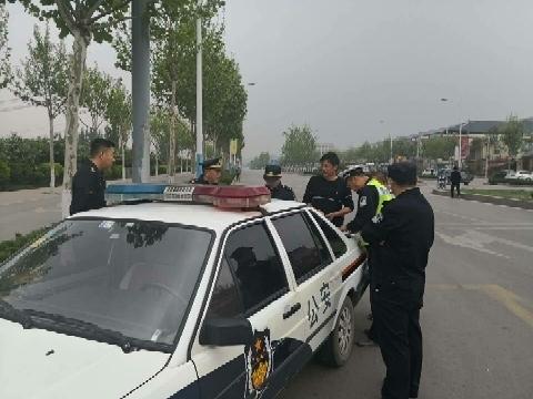整治非法营运!济南高新区集中整治再行动