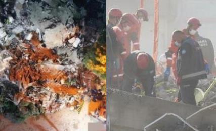最新后续!3岁女童地震后被埋65小时获救 真的是堪称生命奇迹