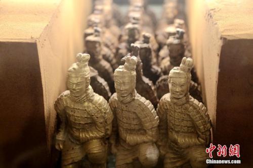 """兵马俑当""""网红""""被玩坏了?秦始皇陵博物院院长这么说……"""