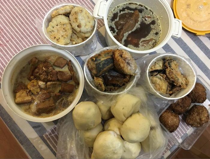 中国年·满载行李里的乡味和手机里的合影,返程
