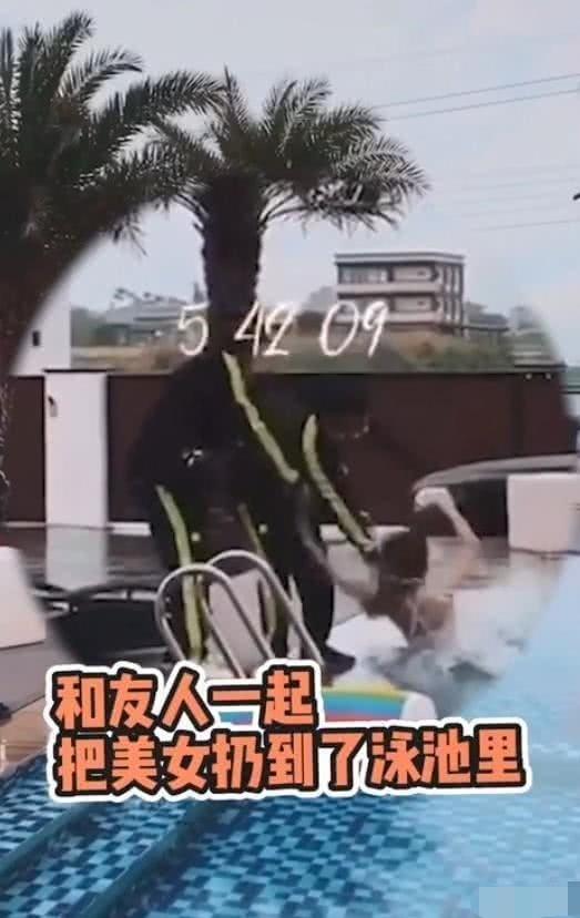 罗志祥被曝别墅与众嫩模疯玩,在场男星经纪人回应