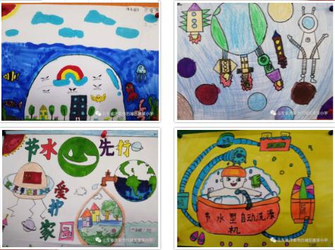 姬家小学在2019国际航联青少年航空绘画选拔赛中荣获佳绩!