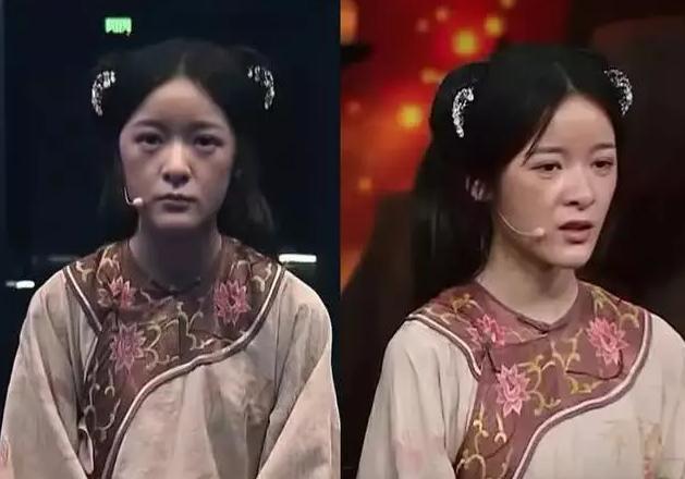令人惊讶!22岁徐娇直播卖货 双颊突出被指像发面馒头