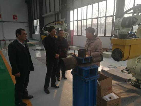 引领技术创新 天桥区聚焦装备制造业创新