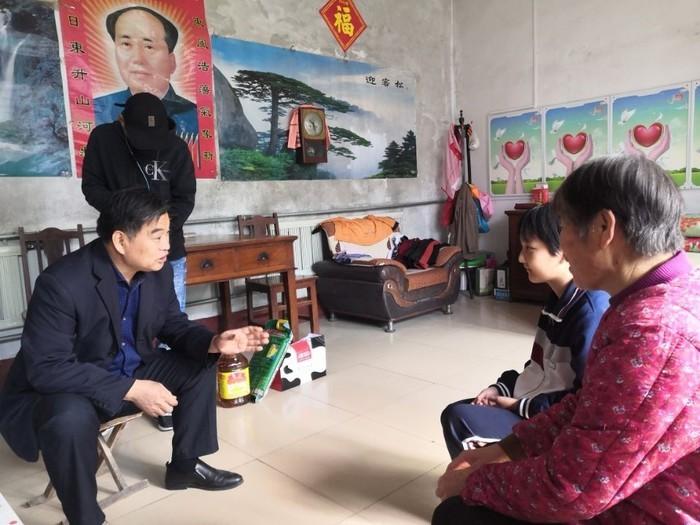 济南市历城区教体局毕雨华:我的脱贫攻坚故事