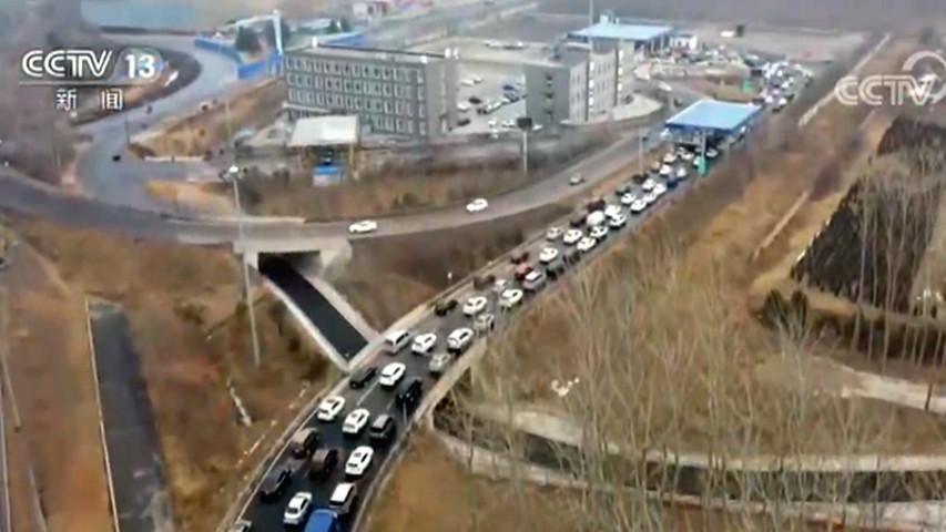 外埠小客车办理进京证暂停现场办理 一律改为网上申办