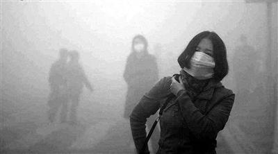 你的防雾霾口罩可能源自军用技术