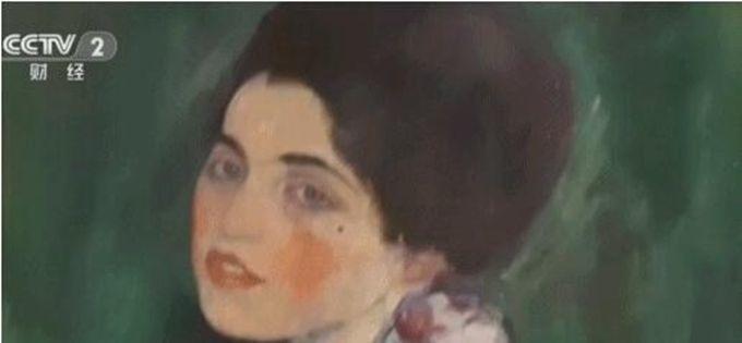 意大利一幅23年前被盗油画在画廊墙壁里现身,谁放在这儿的?