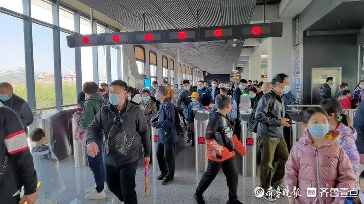 客流增長100%!濟南地鐵換乘時代到來,能否帶火沿線旅游資源