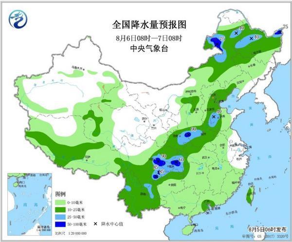 14省份大到暴雨来袭 山东南部部分地区有暴雨或大暴雨