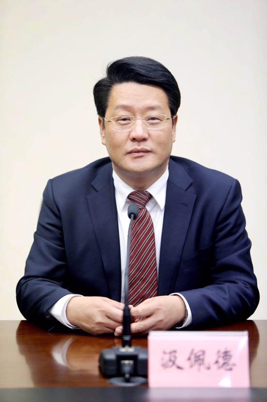 济南市工业和信息化局局长汲佩德:实施数字经济领跑行动 扬起省会数字经济龙头