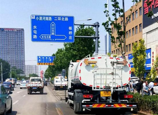 天桥环境卫生管护服务中心:齐抓共管出成效  勠力同心促提升