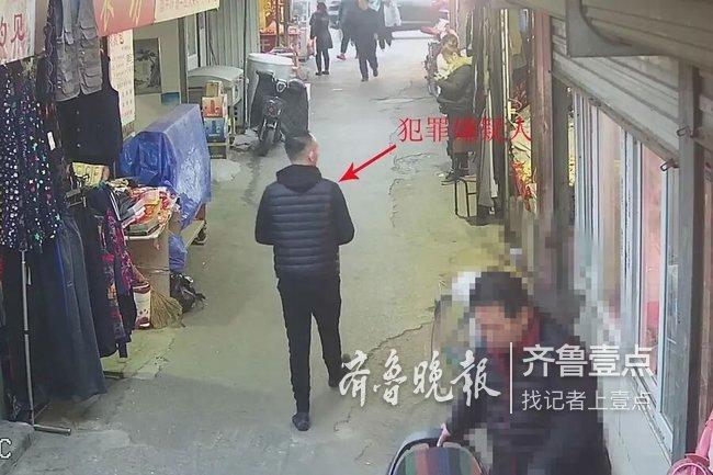 """这个偷手机的贼谁见过?济南警方晒""""高清无码照""""寻贼"""