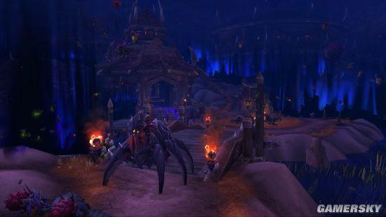 《魔獸世界》8.3版本恩佐斯的幻像已上線 直面古神的力量