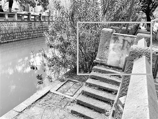 浙东运河上的河埠头 一封了事?