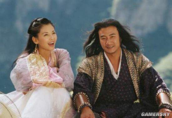 从雁门关归来的乔峰 在《新天龙八部》里掀起了新的风暴