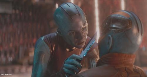 《复联4》视觉特效制作 人工智能如何为灭霸赋予灵魂