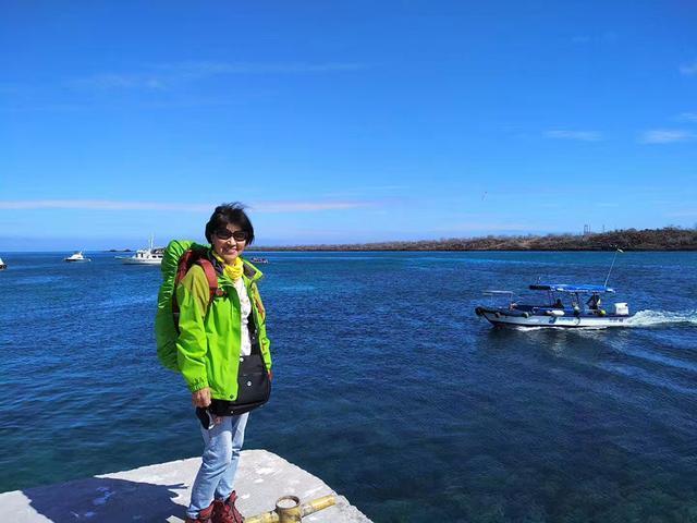 """77岁上海阿姨走遍七大洲:实现年轻时""""闯天下""""的梦想"""