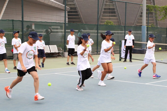 2019中網球童全國選拔訓練營走進...