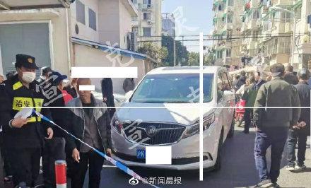 上海一6岁女童玩滑板车被压身亡 妈妈就在身后