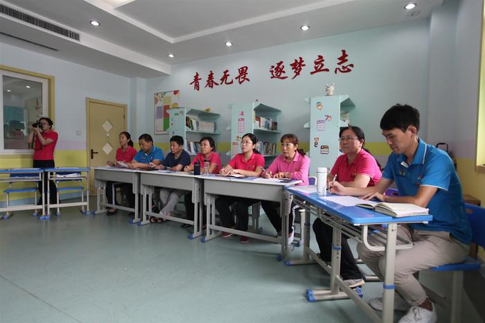 春风化雨感念师恩 济南市社会福利学校庆祝教师节