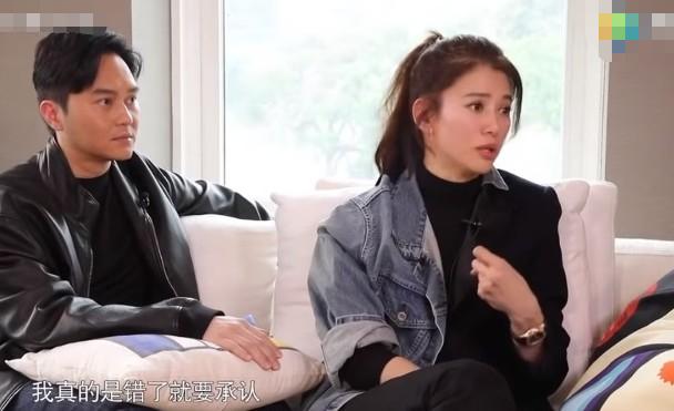 袁咏仪重提做富商小三往事 后悔伤害张智霖
