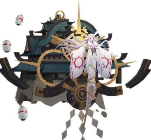 阴阳师三周年福利活动 新式神SSR泷夜叉姬SP烬天玉藻前背景故事