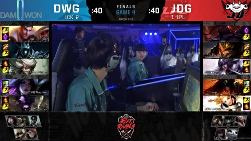 2019洲际赛总决赛7月7日LPL1:3落败LCK比赛视频