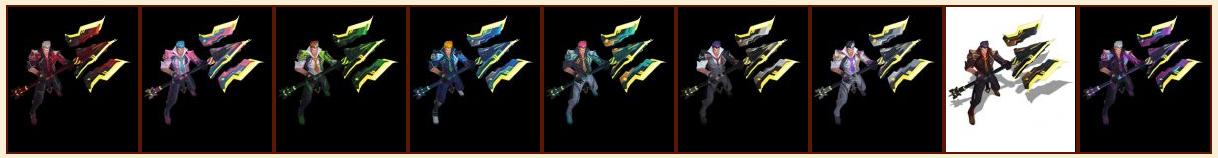 《英雄联盟》战斗学院系列皮肤即将上线:特效原画先行预览