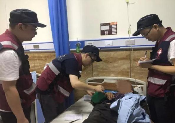 灾情就是命令 川中医人迅速投入抗震救灾