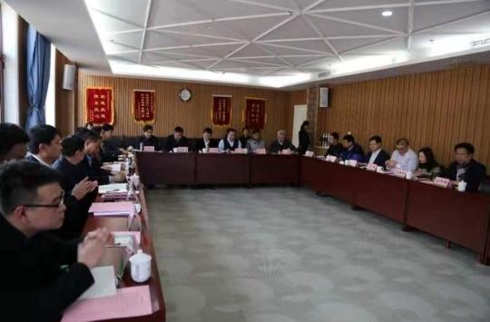 上海市残联领导莅临历城区考察学习