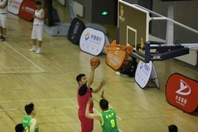 不光会供热 济南热力篮球队也很棒