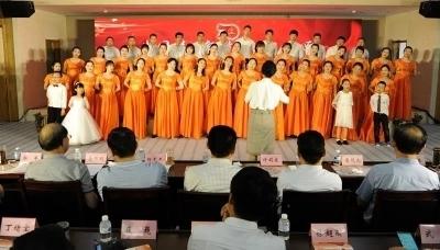 """济南市市场监管局举办 """"中国梦、新时代、祖国颂""""演讲比赛汇报演出"""