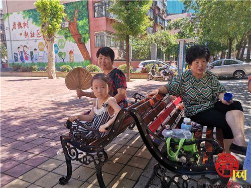【视频】刘云香的两个小心愿实现了!槐荫区裕园社区上新了!