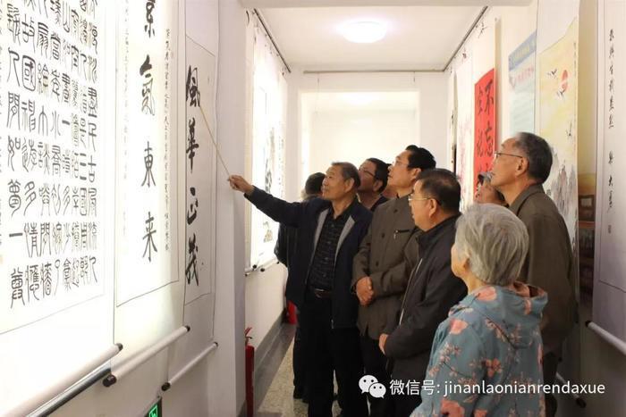 翰墨书真情 光影展华章 槐荫区老年大学庆祝新中国成立70周年书画、摄影展