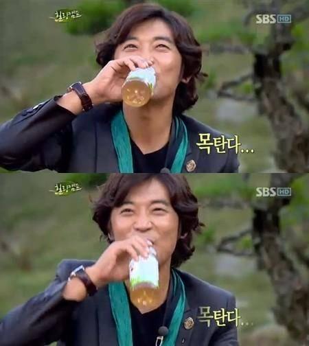 韩国艺人安在旭酒驾被查 公司发通稿致歉