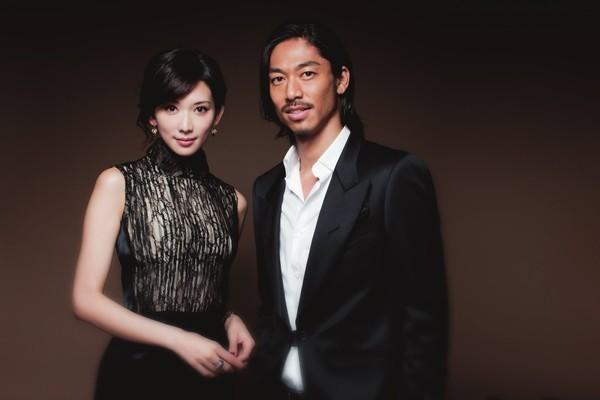 林志玲新婚老公被曝将隐退 圈内:他不能跳舞了