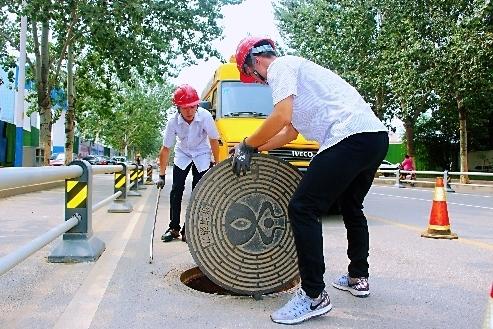 千名热力人国庆守供暖 济南东城600座换热站已注水