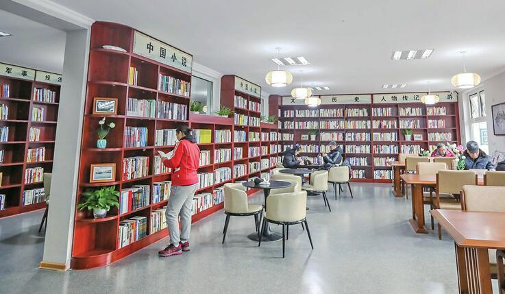 """下月开建!7个""""泉城书房""""已定址 用医保卡也能借阅图书"""