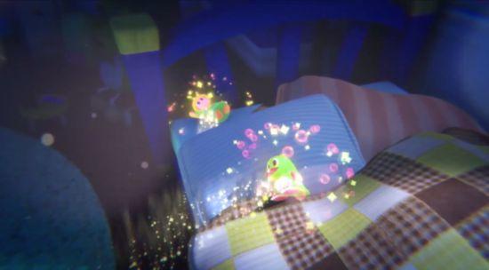 Switch独占游戏《泡泡龙:4个朋友》公布