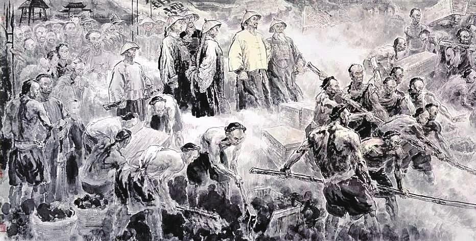 反复读史知兴替——对话长篇历史小说《林则徐》作者张鸿福