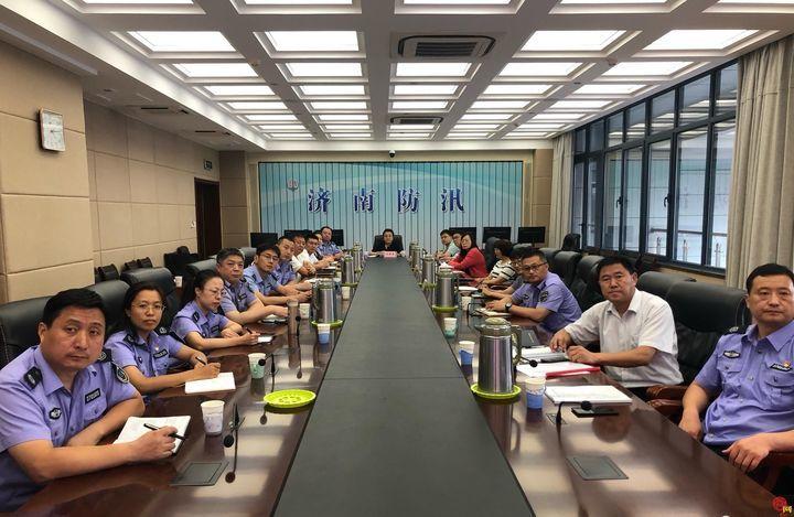 市城乡水务局组织参加全省水行政执法培训