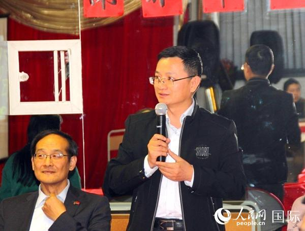 第二届全球华语朗诵大赛非洲赛区选拔赛在约堡举行