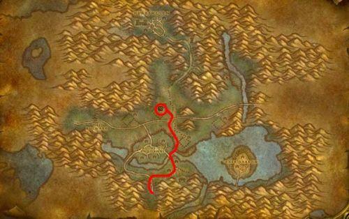 魔兽世界怀旧服目标达尔松之泪任务全流程攻略!